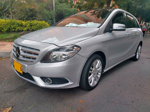 Mercedes Benz Clase B 180 1.6 Turbo Full Equipo