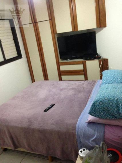 Casa No Cerqueira César, 36m, 1 Dormitorio, 1 Vaga De Garagem - Ca0137