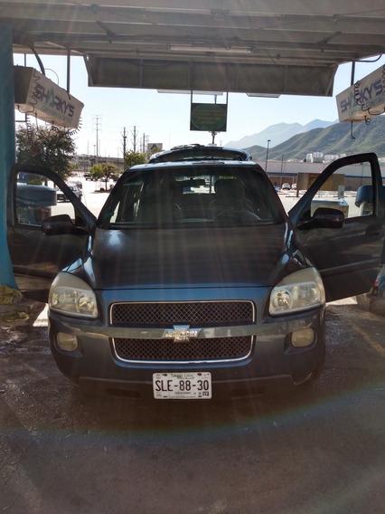 Chevrolet Uplander C Extendida Aac Rines Dvd At 2007