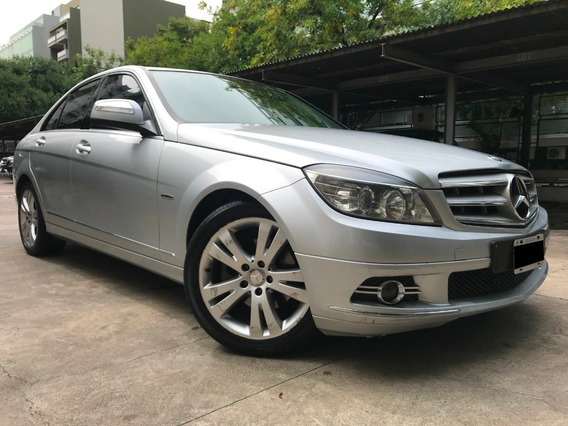 Mercedes Benz C200 Avantgarde Mt 2008 Oportunidad Vendo Ya!!