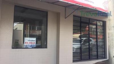 Sala Para Alugar Por R$ 950/mês - Vila Olivo - Valinhos/sp - Sa0185