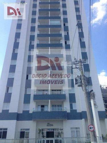 Imagem 1 de 11 de Apartamento Com 2 Dormitórios À Venda, 69 M² Por R$ 300.000,00 - Jardim Das Nações - Taubaté/sp - Ap0085