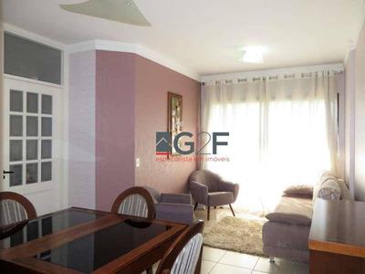 Apartamento Com 3 Dormitórios À Venda, 77 M² Por R$ 490.000 - Parque Prado - Campinas/sp - Ap8253