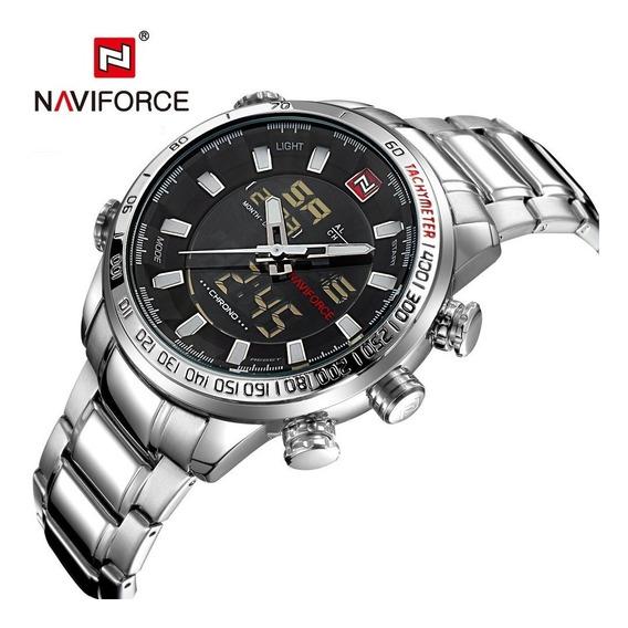 Relogio Militar Naviforce Original Promoção!