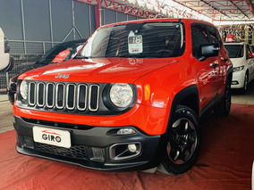 Jeep Renegade Sport 1.8 Flex Manual 2016