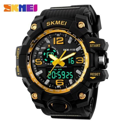 Relógio Esportivo Masculino Skmei 1155 Frete Grátis