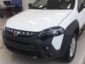 Fiat Strada $38.000 Y Cuotas $6200 Entrega Directa