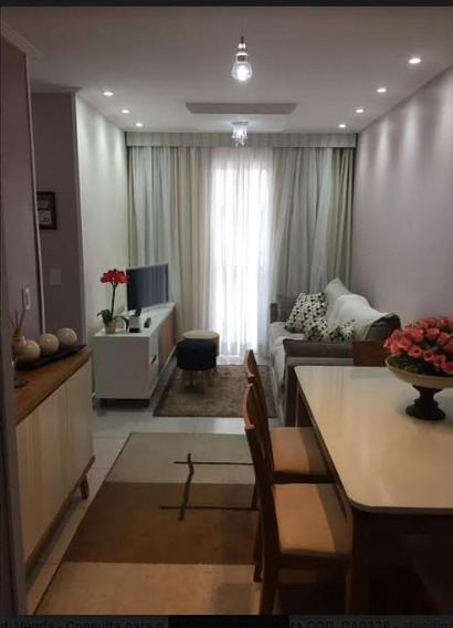 Excelente Apartamento 3 Quartos, Suite, Vaga E Lazer Completo - Ap2688