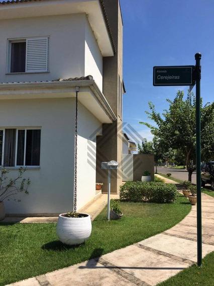 Sobrado Com 3 Dormitórios À Venda, 185 M² Por R$ 930.000 - Jardim Garret - Araçoiaba Da Serra/sp - So4370
