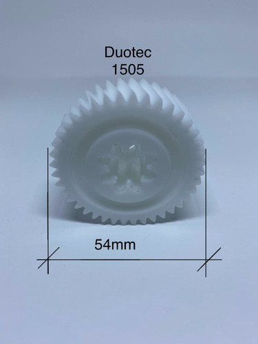 Engrenagem Para Fragmentadora Duotec 1505 (motor)