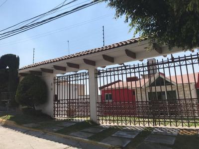 Amplia Residencia En Lomas De La Hacienda