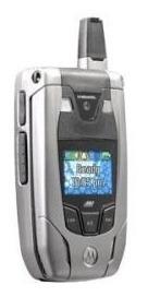 Celular Nextel I880 Color Blanco Gris Reciclado A Nuevo Full