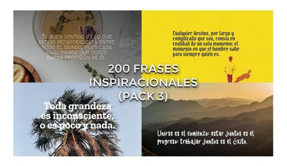 200 Imagenes Frases Inspiradoras De Famosos Y Antiguos (*3*)