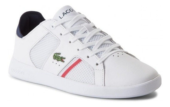 Tenis Lacoste Hombre Novas Ct 218 1 Casual Urbano Sport Clas