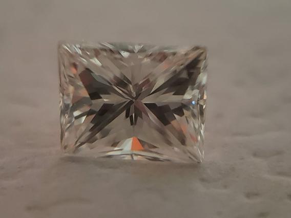 Diamante Suelto Natural Princess .91 Ct. No Tiffany Cartier