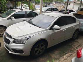 Chevrolet Cruze 1.8 Lt Ecotec 6 4p 2015 Batido