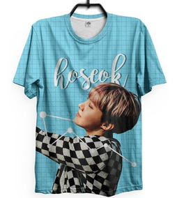 Camiseta Bts K-pop J-hope Yolo Exo Suga Bias Tumblr Bia Army