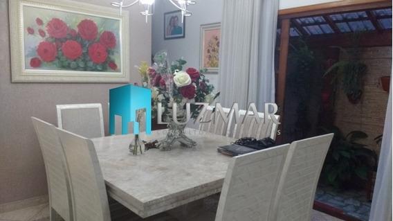 Linda Casa Com 3 Dorms Em Condomínio Morumbi Sul - 1039l