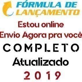 Formula Lançamento Out/2019 + 100.000 Bônus Exclusivos