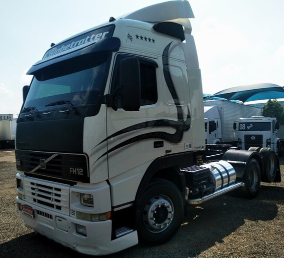 Volvo Globetrotter Fh 380 6x2 - (extra)