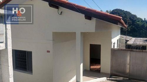 Imagem 1 de 30 de Casa 1 Dorm À Venda, 550 Metros Do Metrô, 113 M² Por R$ 750.000 - Vila São José (ipiranga) - São Paulo/sp - Ca0396