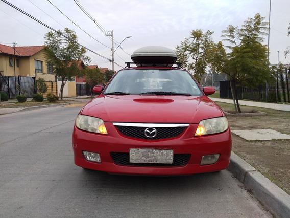 Mazda 323 Hb 1.6 At 2001