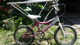 Bicicleta Musetta Kitty Rodado 20 Nena
