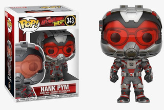 Funko Pop! Marvel #343 Ant-man & The Wasp: Hank Pym Nortoys