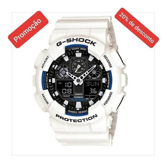 Relógio Casio Ga-100b Original Em Promoção.