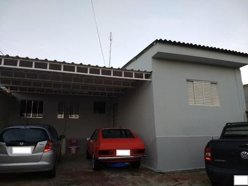 Imagem 1 de 4 de Casas - Venda - Jardim Nova Hortolândia Ii - Cod. Ca0099 - Vca0099