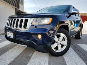Jeep Grand Cherokee 2012 Limited V6 4x2 Posible Cambio