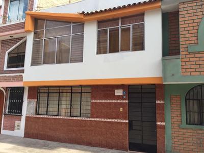 Vendo Casa En San Juan De Lurigancho Sjl Buena Ubicacion