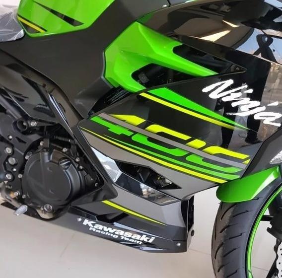 Kawasaki Ninja 400 Abs 0km 2019