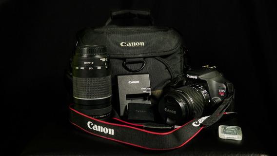 Câmera Eos Rebel T5 Com Kit