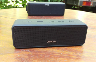 Parlante Bluetooth Anker Soundcore Select. Resiste Agua.