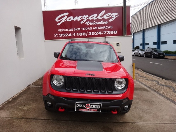 Jeep Renegade Trailhawk 2.0 4x4 Aut. Diesel