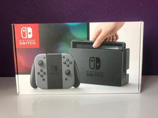 Nintendo Switch Con Accesorios Y Juegos