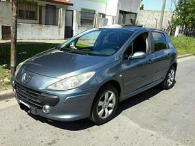 Peugeot 307 1.6 Xt 110cv 2009 C/techo