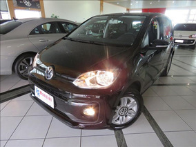 Volkswagen Up Move 1.0 Mpi Flex Preto