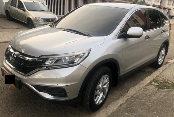 Honda Cr-v 2.4 At City Plus