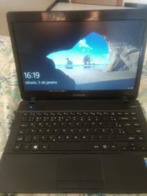 Notebook Samsung 14 , I3, 4gb, 1t Hd + 240gb Ssd