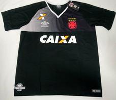 Camisa Goleiro Vasco Cavalera Preta - Camisa Vasco Masculina no ... 5af70b4373de7