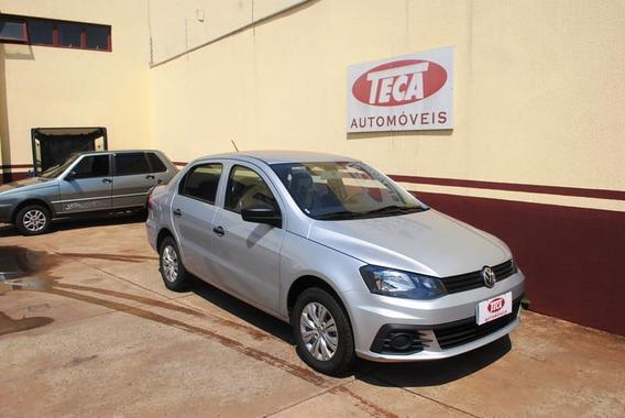 Volkswagen Voyage Trendline 1.6 Total Flex 4p 2017