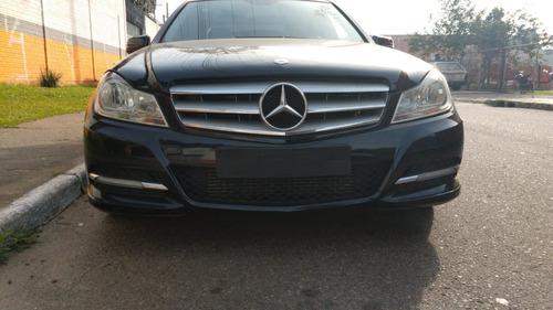 Imagem 1 de 4 de Sucata Mercedes Benz C180 2011/2012 218cvs Gasolina