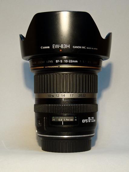 Canon Efs 10-22mm F3.5-4.5 Usm