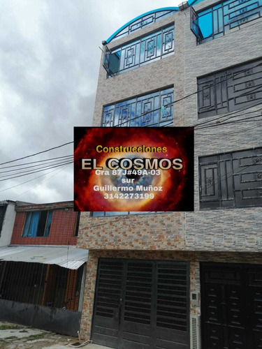 Casas En Venta Bosa Chicala 4x9 M2 4 Pisos