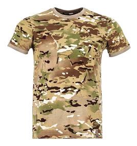 Camisa Tática Invictus T-shirt - Tech Multicam