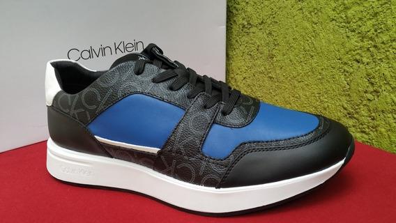 Tenis Calvin Klein Para Hombre 28.5mx
