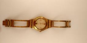Relogio Swatch Dourado Feminino