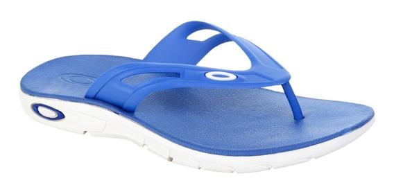 Chinelo Oakley Rest Saphire Azul